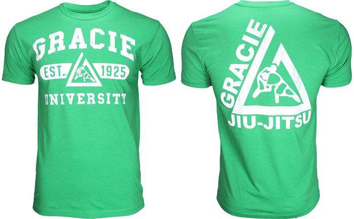 gracie-jiu-jitsu-university-v6-shirt