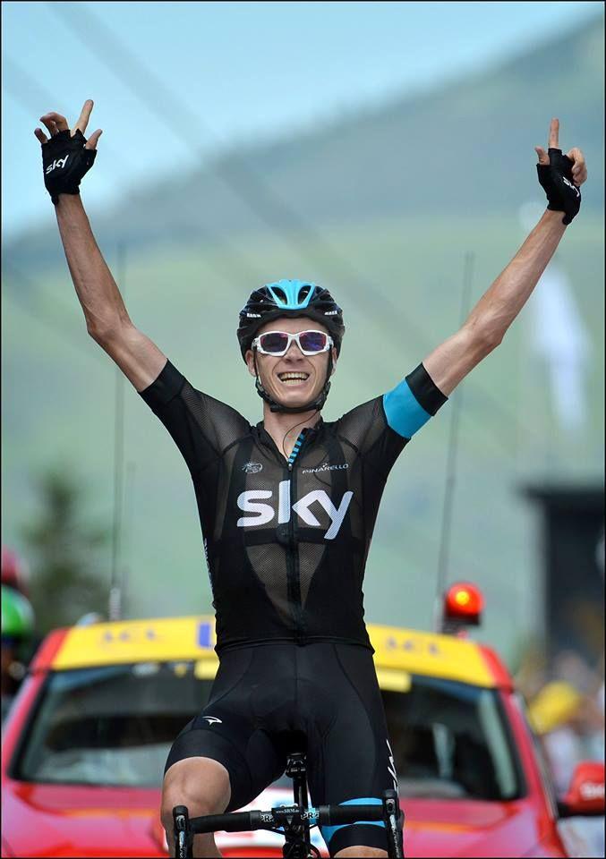 Chris Froome - Tour de France 2013