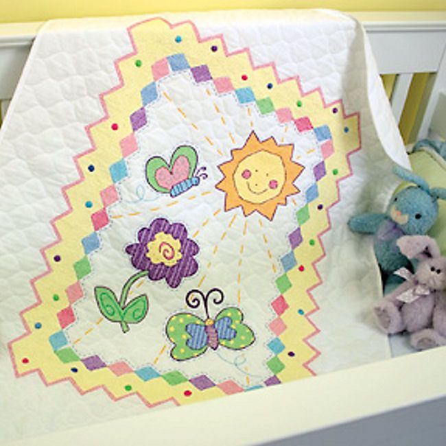 Free Printable Baby Quilt Patterns | embroidery quilt kits we ve ... : kits for baby quilts - Adamdwight.com