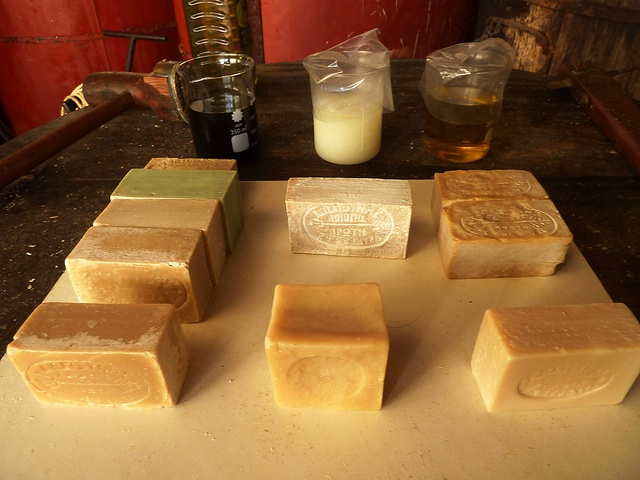 Olive Soap by GoSouthEast, via Flickr #Corfu #Kerkyra #Greece