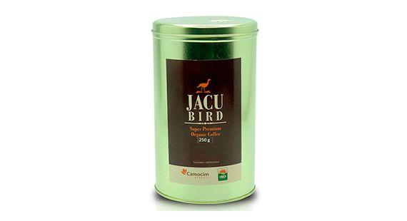 O peculiar café premium Jacu Bird Coffee