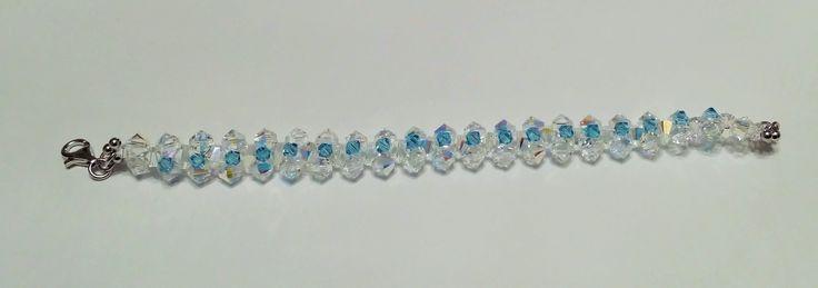 Bracelet MANTOS - Swarovski crystal