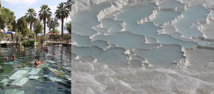 Pamukkale travertines 5 weeks in Turkey [PICS] - Matador Network