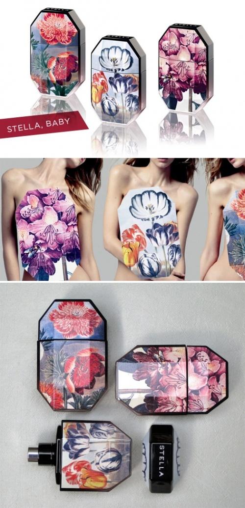 stella mcartney's fragrence packaging