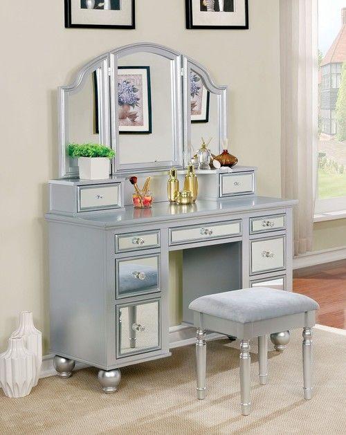 Mejores 10 imágenes de Mirrored Furniture en Pinterest | Espejos ...