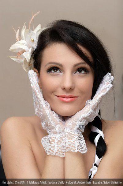 nkNatural Bride Make up
