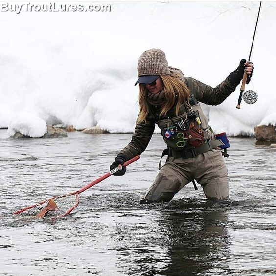 Catch and release wild trout fly fishing girls for Fly fishing girls