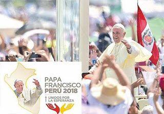 Así Somos: Viaje del Papa al Perú: Una gracia para un pueblo ...