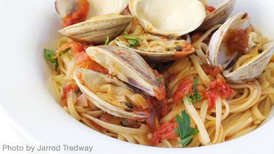 176 best bon appetit seafood images on pinterest for Feast of the seven fishes giada