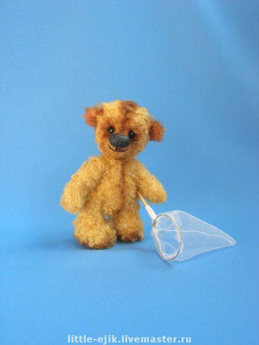 мишка Сеня - Мишки Тедди, Куклы и игрушки. Ярмарка Мастеров - ручная работа…