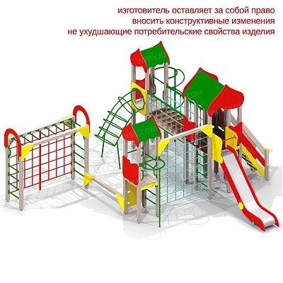 005525 - Детский игровой комплекс