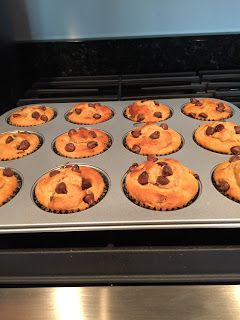 An edited, healthier and more protein packed version of Handle the Heats Ultimate Muffins