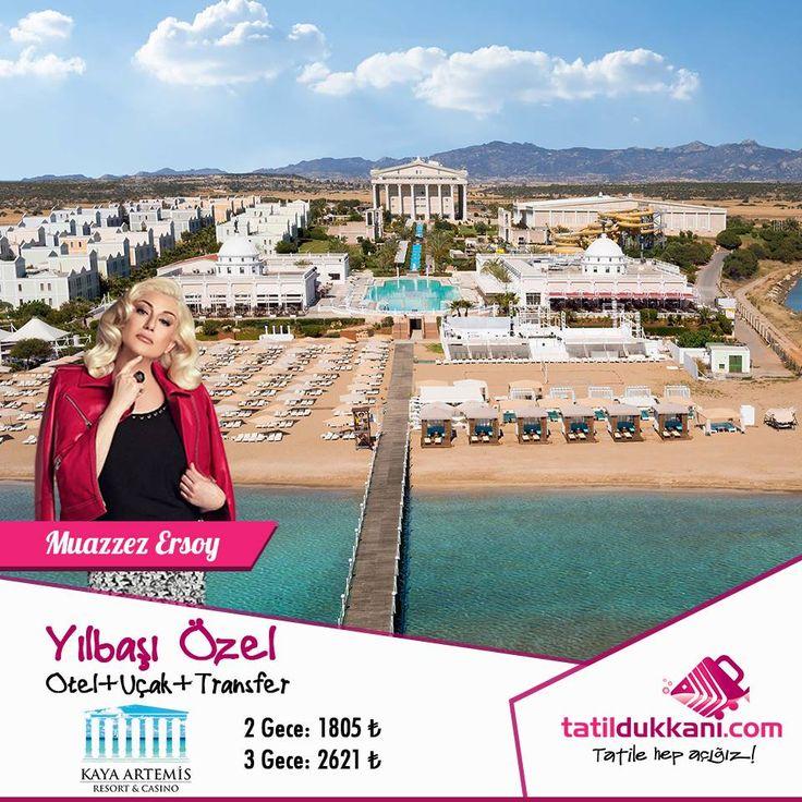 ♚ Yılbaşında Eğlence Kıbrıs'ta Yaşanır ♚ ★ Otel + Uçak + Transfer ★ ★ 2 Gece ve 3 Gece Fırsat Paketleri Kıbrıs otelleri ve Kıbrıs Yılbaşı Sanatçılı Oteller sizleri bekliyor.