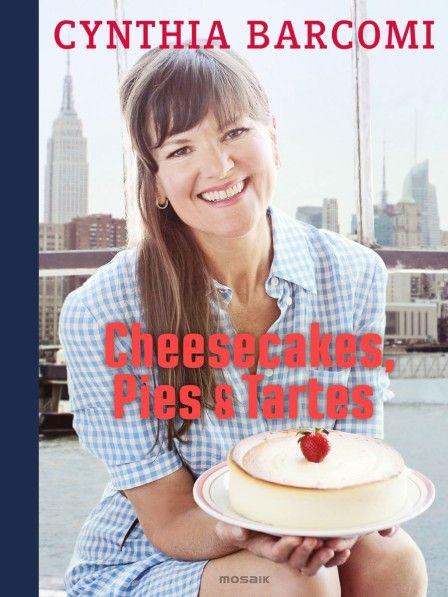 Wer Cheesecakes, Pies und Tarts mag, wird dieses Kochbuch lieben!
