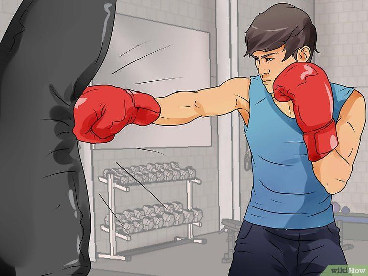 Imagen titulada Get a Good Work out with Punching Bag Step 15