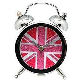 Union Jack ♔ Alarm Clock