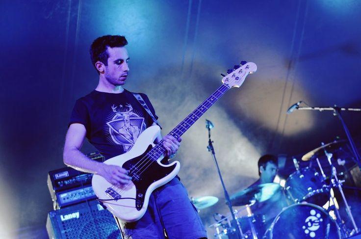 Luca Mariani, Mr Kite - I-Days Festival 2016, Parco di Monza. Fotografie di Chiara Arrigoni #mrkite #idays #milano #monza #rock #music