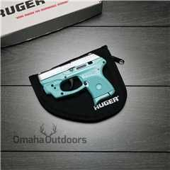 Ruger LCP 380 Tiffany Blue Lasermax Red Laser 3718