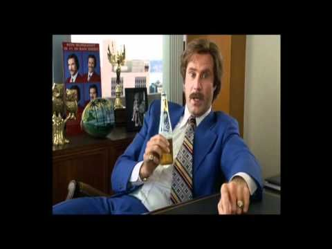 Ron Burgundy - That Escalated Quickly
