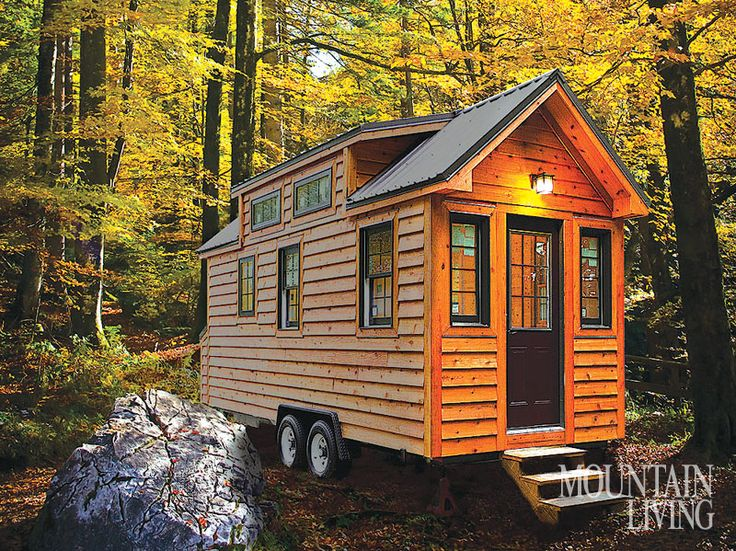 Tiny Mountain Houses Location: 1000+ Images About Mobile Homes On Pinterest