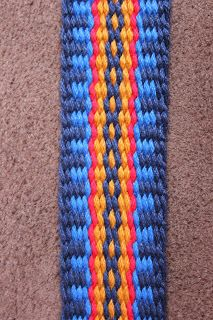 "ASpinnerWeaver: 10 Free Patterns for 1"" Wide Bands"
