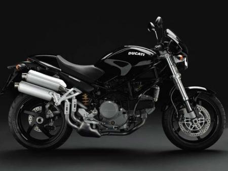 #motorcycles  2007 Ducati Monster S2R 800