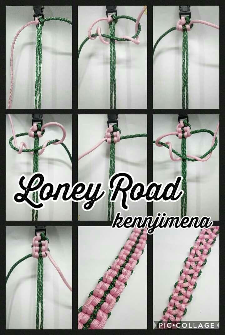 Loney Road Paracord Bracelet Tutorial