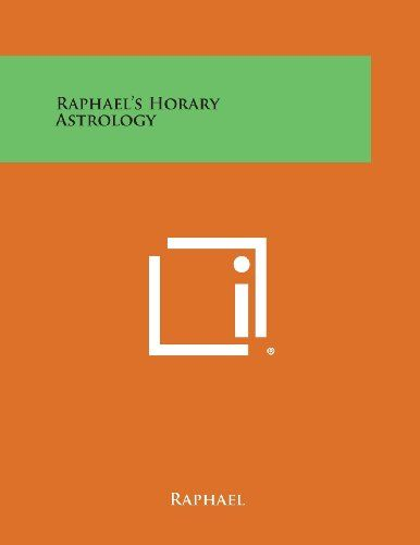 Raphael's Horary Astrology by David Raphael http://www.amazon.co.uk/dp/1494011921/ref=cm_sw_r_pi_dp_2NnAvb1FFRKY6