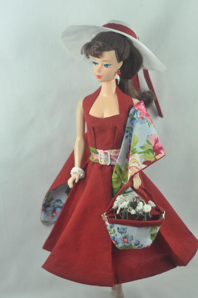 Vintage Barbie Kleidung Anleitung