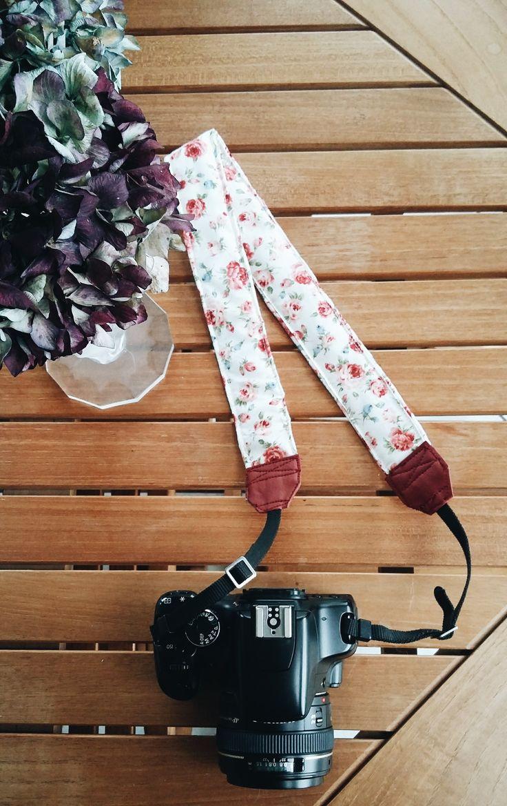 Projet DIY : la sangle d'appareil photo