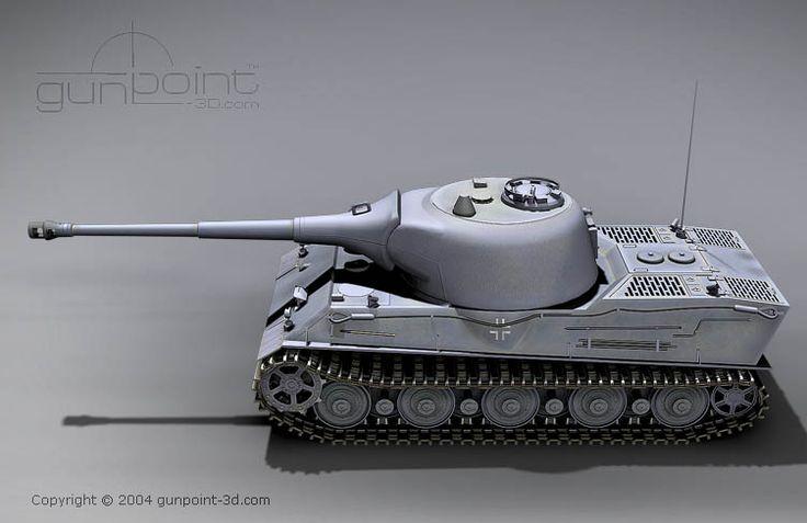löwe tank