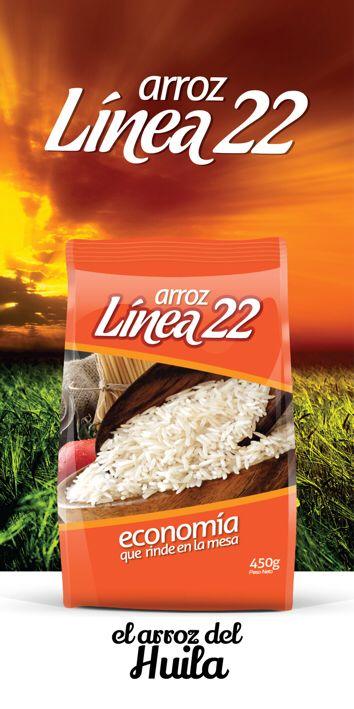 Arroz Linea 22