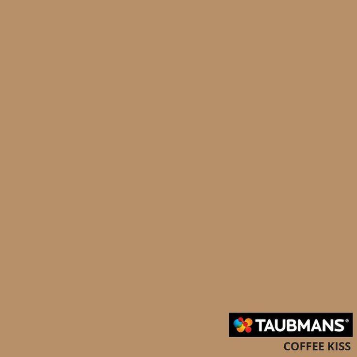 #Taubmanscolour #coffeekiss