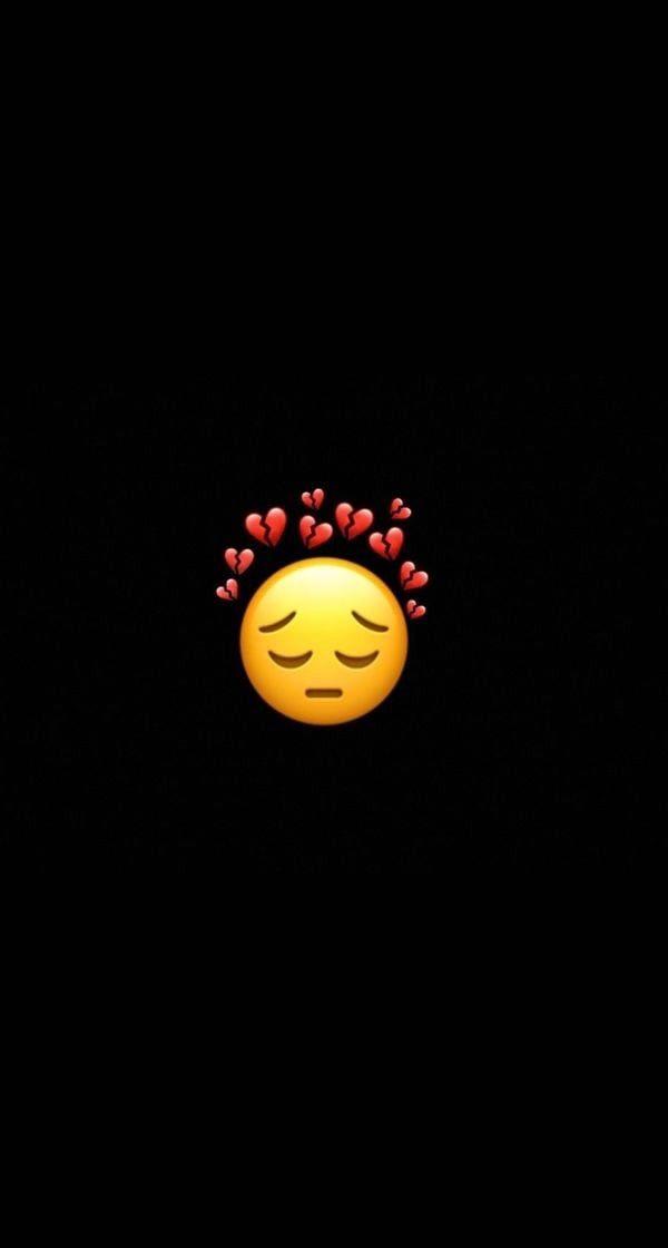 Pin On Hinh Nền Cool aesthetics sad emoji wallpaper for
