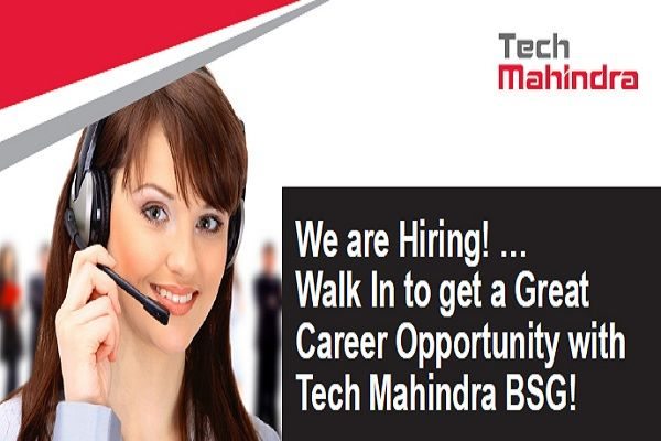 Walk-In Interview for Tech Mahindra Technical Architect