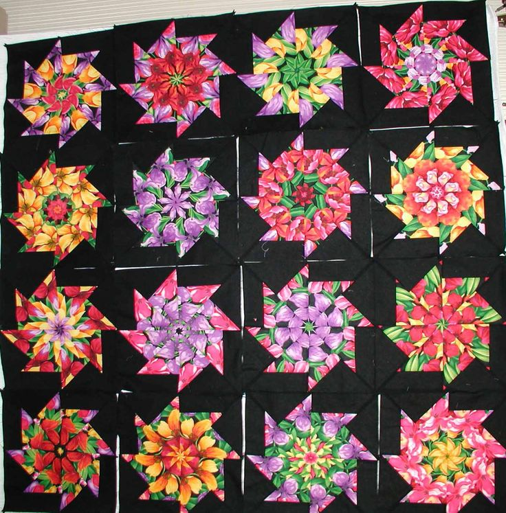 Love stack n whack quilts
