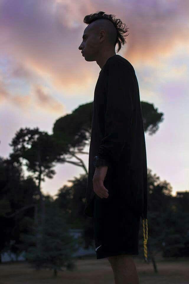 #mostro #tramonto #honiro #rapper #rap