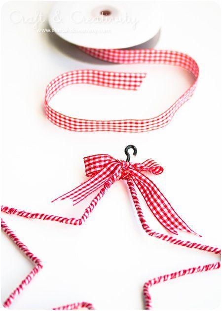 DIY Christmas stars - by Craft &