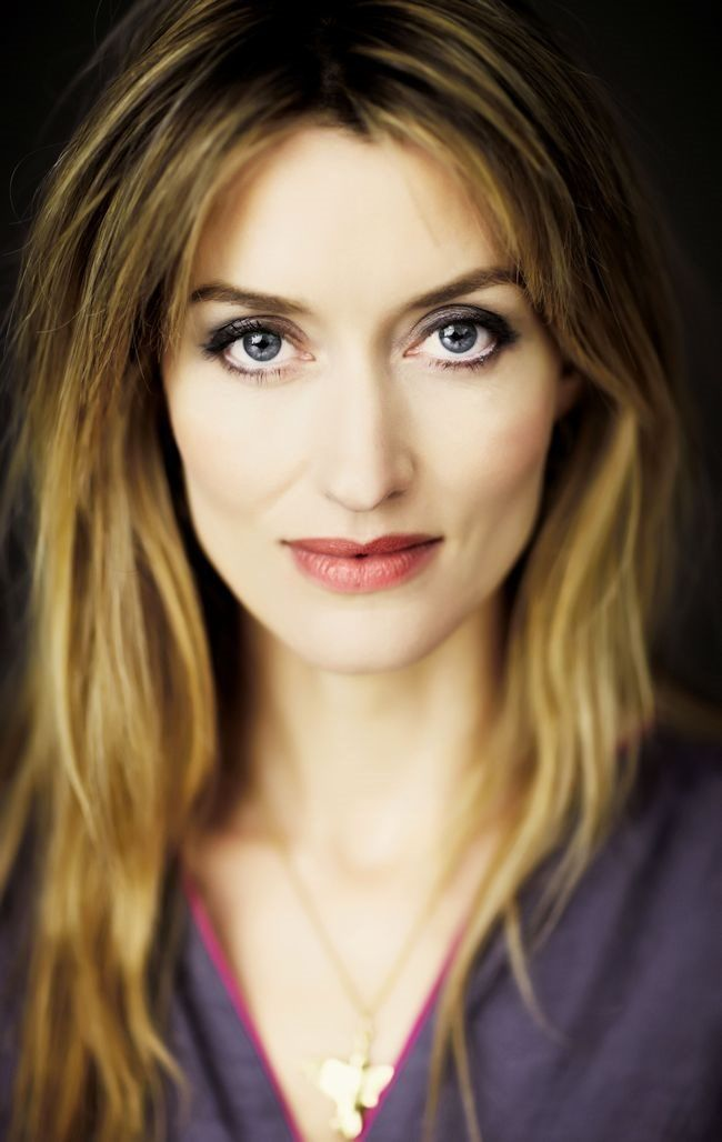 "and ""POOF""... I now look like Natascha McElhone"