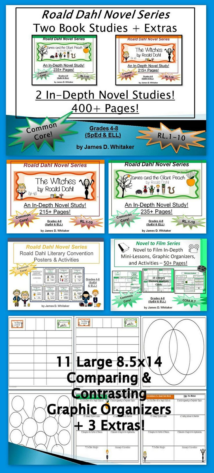roald dahl unit Have you seen our fabulous roald dahl assembly pack  we've also got many  other fantastic roald dahl resources - just follow this link to see what's.