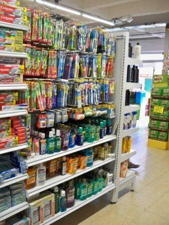 17 mejores ideas sobre gondolas para supermercado en - Estanterias metalicas diseno ...