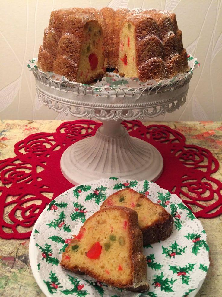 Viime joulun suosikkihedelmäkakkuni oli Myllyn Paras sherry-hedelmäkakku -ohjeella tehty punssi-hedelmäkakku. Kakkuja tuli kokei...