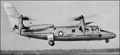 Curtiss Wright X19