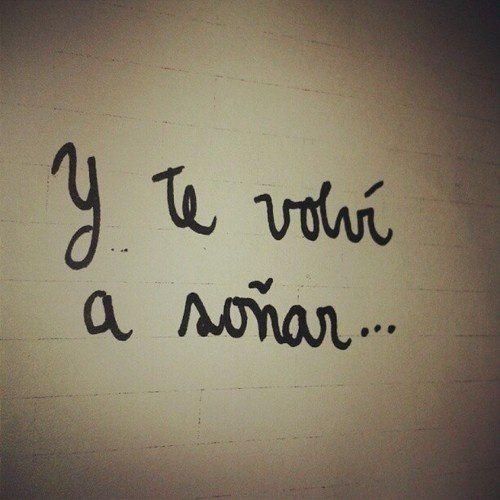 Y te volví a soñar... #Poema @Candidman