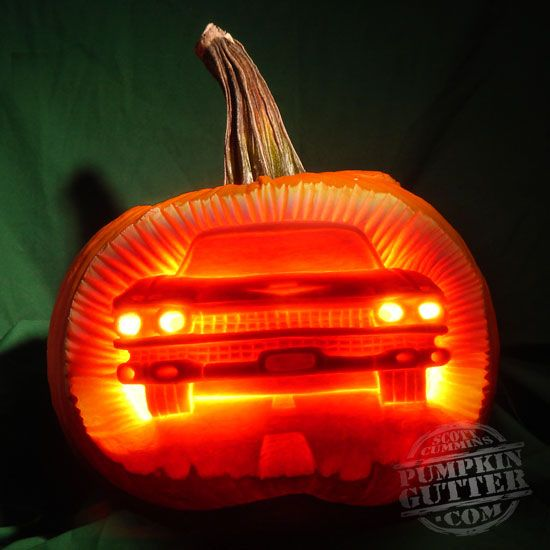AMAZING!!!! Pumpkin Carving