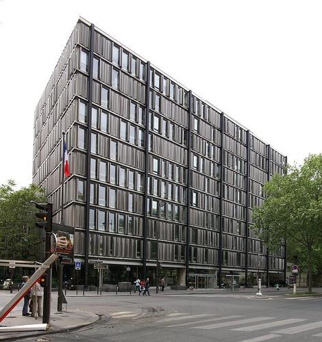 Paris, Beauclair, Depondt, Lods Architects