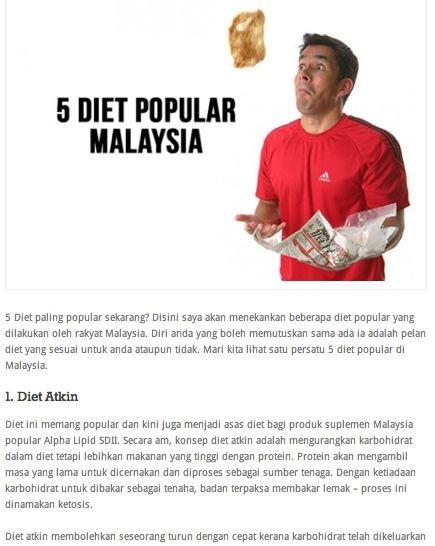 tips mengecilkan bokong - cara untuk diet