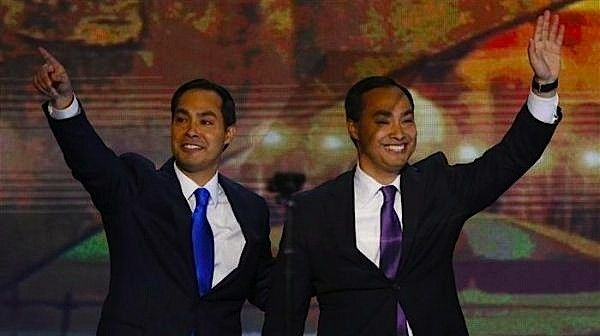 The Power of Two  There's no denying the Castro brothers' star is quickly rising. HUD Secretary Julian Castro appeared on The Daily Show this week, and Congressman Joaquin Castro will be on the Bill Maher program as well.