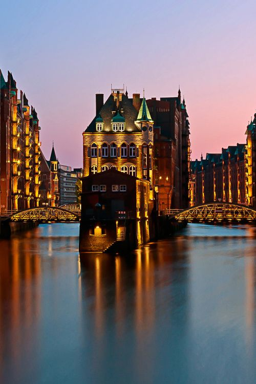 Speicherstadt, Hamburg, Germany more info watch here : http://caloriesinhamburger.com