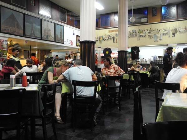 Leopold Cafe, Colaba